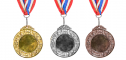 medals narrow
